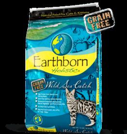 Earthborn Holistic Cat Wild Sea Catch - Grain-Free 5lb
