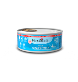 FirstMate Pet Food Cat LID Wild Tuna Pate - Grain-Free 5.5oz
