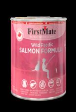 FirstMate Pet Food Cat LID Salmon Pate - Grain-Free 12oz