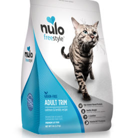 Nulo Cat Adult Trim Recipe - Grain-Free 5lb