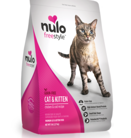 Nulo Cat Chicken & Cod Recipe - Grain-Free 5lb