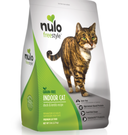 Nulo Cat Indoor Duck Recipe - Grain-Free 12lb