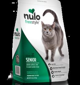 Nulo Cat Senior Recipe - Grain-Free 12lb