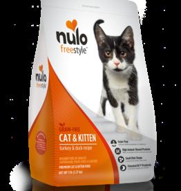 Nulo Cat Turkey & Duck Recipe - Grain-Free 5lb