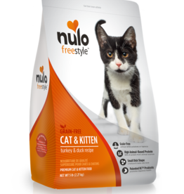 Nulo Cat Turkey & Duck Recipe - Grain-Free 12lb