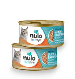 Nulo Cat Salmon & Turkey Minced - Grain-Free 3oz