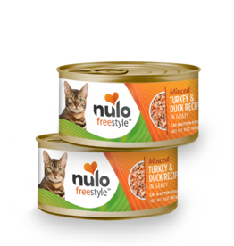 Nulo Cat Turkey & Duck Minced - Grain-Free 3oz