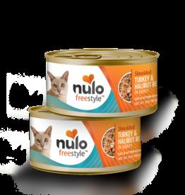 Nulo Cat Turkey & Halibut Shredded - Grain-Free 3oz