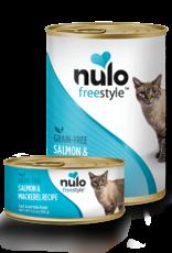 Nulo Cat Salmon & Mackerel Pate - Grain-Free 5.5oz