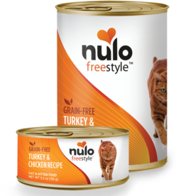 Nulo Cat Turkey & Chicken Pate - Grain-Free 5.5oz