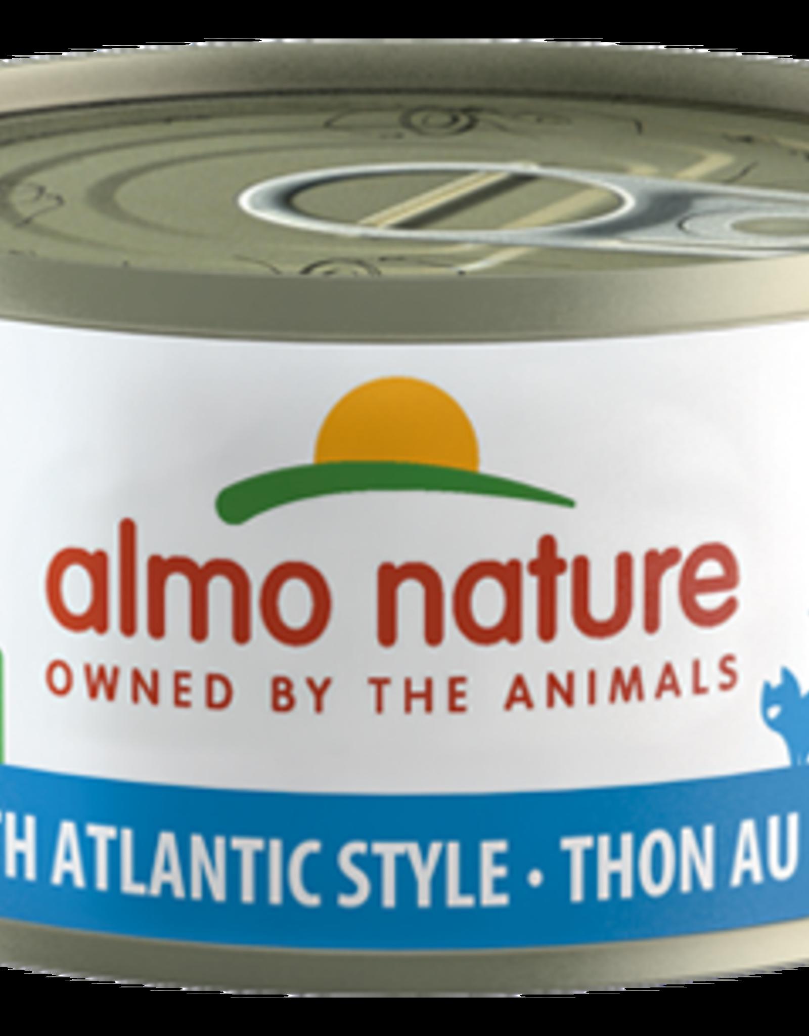 Almo Nature Cat HQS Tuna in Broth Atlantic Style - Grain-Free 2.47oz