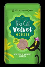 Tiki Pets Cat Tuna & Mackerel Mousse - Grain-Free 2.8oz