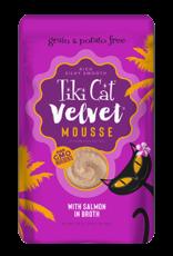 Tiki Pets Cat Salmon Mousse - Grain-Free 2.8oz