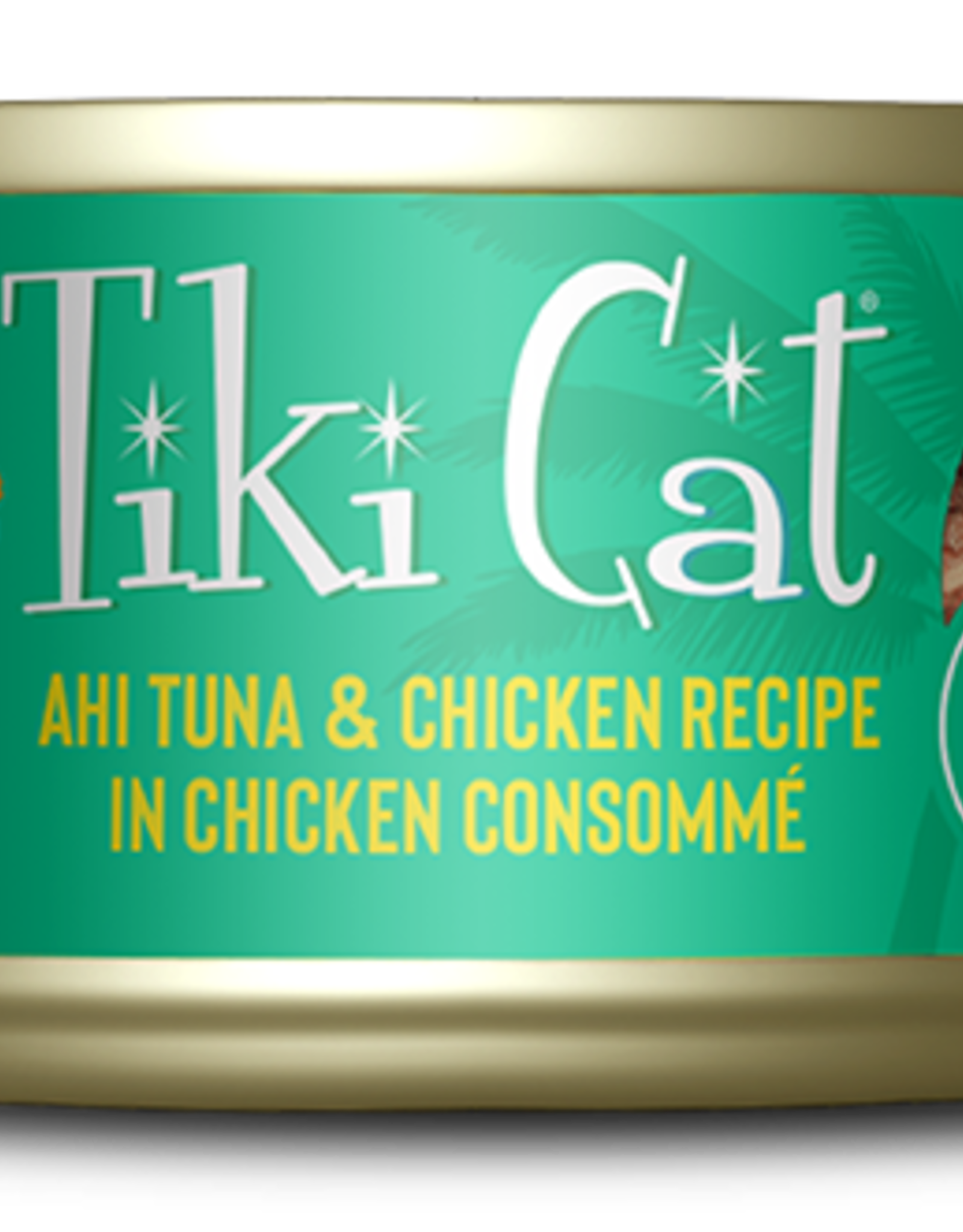 Tiki Pets Cat Tuna & Chicken Shredded - Grain-Free 2.8oz