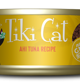Tiki Pets Cat Ahi Tuna Pate - Grain-Free 2.8oz