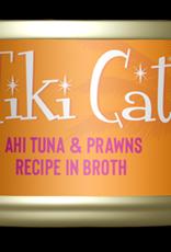 Tiki Pets Cat Ahi Tuna & Prawns Pate - Grain-Free 2.8oz