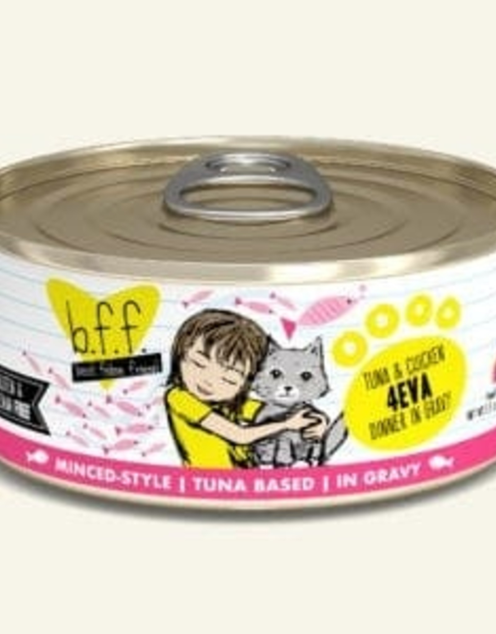 WERUVA Cat BFF 4Eva Minced - Grain-Free 5.5oz