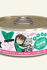 WERUVA Cat BFF Valentine Minced - Grain-Free 5.5oz