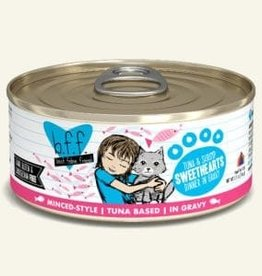 WERUVA Cat BFF Sweethearts Minced - Grain-Free 5.5oz