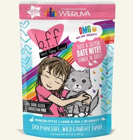 WERUVA Cat BFF Date Night Minced - Grain-Free 2.8oz