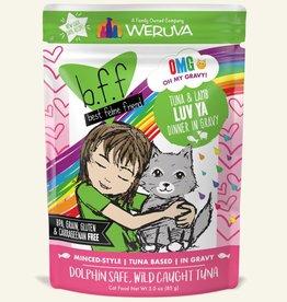 WERUVA Cat BFF Luv Ya Minced - Grain-Free 3oz