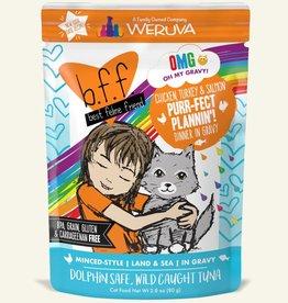 WERUVA Cat BFF Purr-Fect Plannin'! Minced - Grain-Free 2.8oz