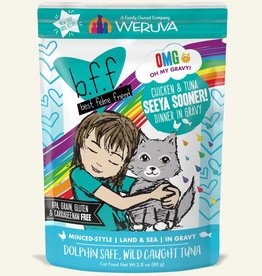 WERUVA Cat BFF Seeya Sooner! Minced - Grain-Free 2.8oz