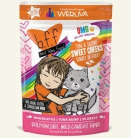 WERUVA Cat BFF Sweet Cheeks Minced - Grain-Free 3oz