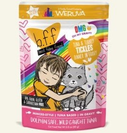 WERUVA Cat BFF Tickles Minced - Grain-Free 3oz