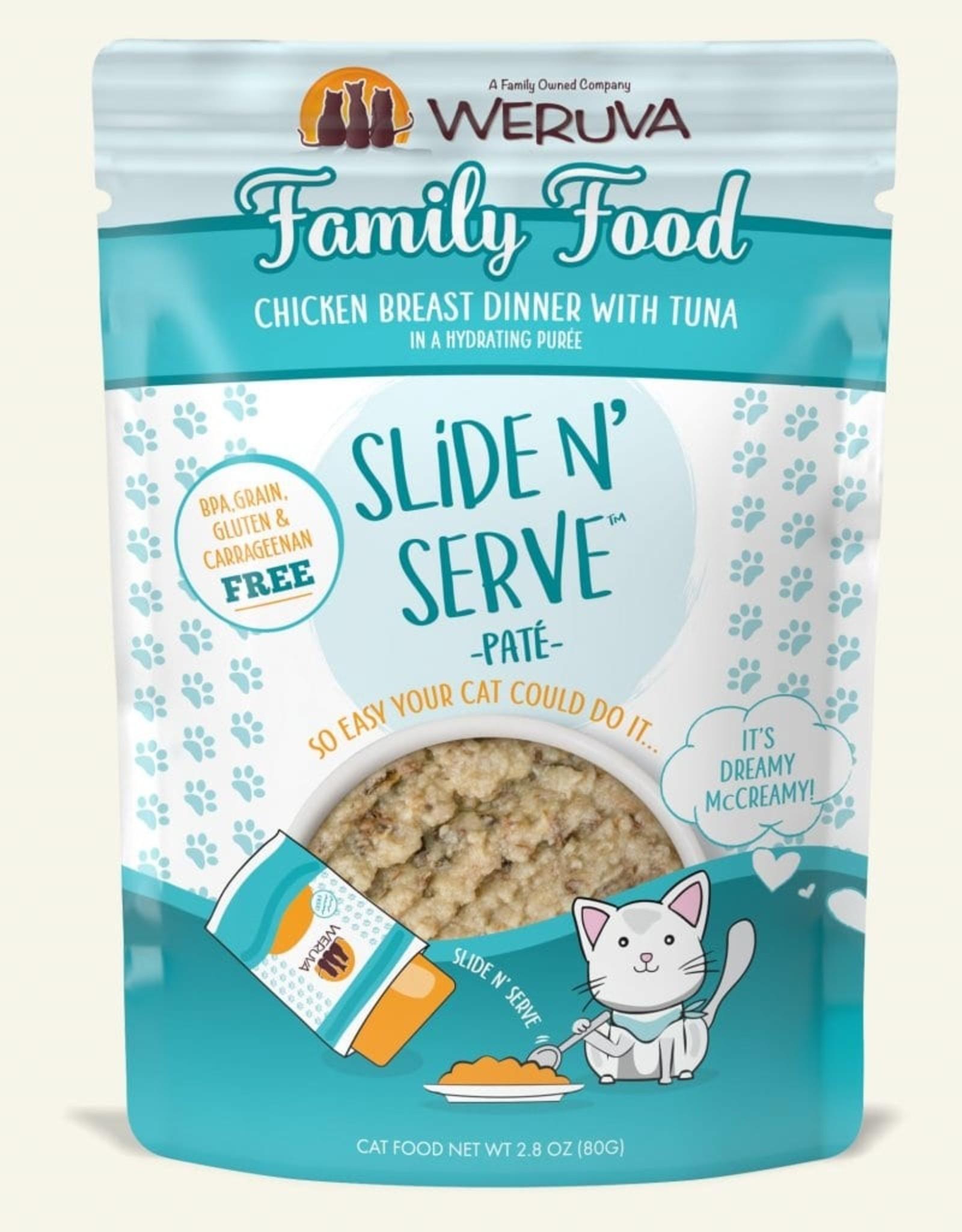 WERUVA Cat SNS Family Food Pate - Grain-Free 2.8oz
