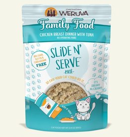 WERUVA Cat SNS Family Food Pate - Grain-Free 2.8oz