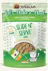 WERUVA Cat SNS Let's Make a Meal Pate - Grain-Free 2.8oz
