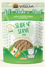 WERUVA Cat SNS Let's Make a Meal Pate - Grain-Free 5.5oz