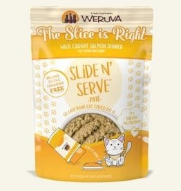 WERUVA Cat SNS The Slice is Right Pate - Grain-Free 5.5oz