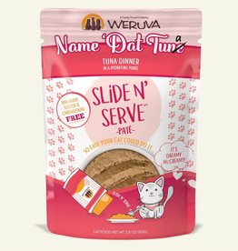 WERUVA Cat SNS Name Dat' Tuna Pate - Grain-Free 2.8oz