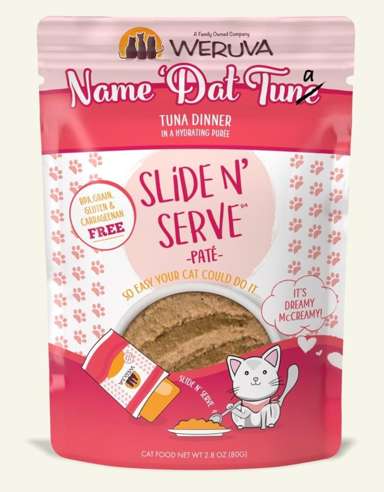 WERUVA Cat SNS Name Dat' Tuna Pate - Grain-Free 5.5oz