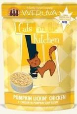 WERUVA Cat Pumpkin Lickin' Chicken Stew - Grain-Free 3oz