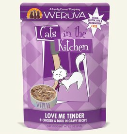 WERUVA Cat Love Me Tender Stew - Grain-Free 3oz