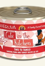 WERUVA Cat Two Tu Tango Stew - Grain-Free 6oz