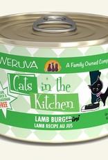WERUVA Cat Lamb Burger-ini Stew - Grain-Free 6oz