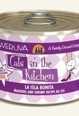 WERUVA Cat La Isla Bonita Stew - Grain-Free 6oz