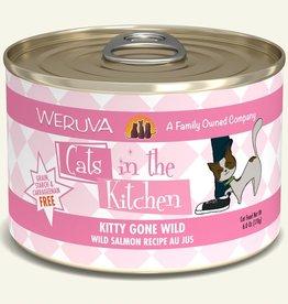 WERUVA Cat Kitty Gone Wild Stew - Grain-Free 6oz