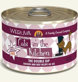 WERUVA Cat The Double Dip Stew - Grain-Free 6oz
