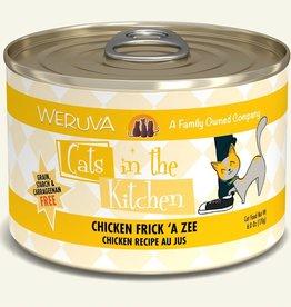 WERUVA Cat Chicken Frick 'A Zee Stew - Grain-Free 6oz