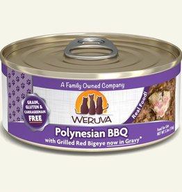 WERUVA Cat Polynesian BBQ Stew - Grain-Free 5.5oz