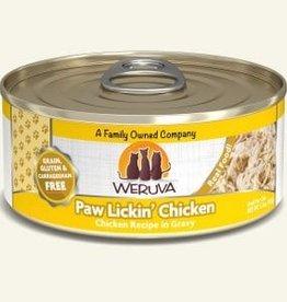 WERUVA Cat Paw Lickin' Chicken Stew - Grain-Free 5.5oz