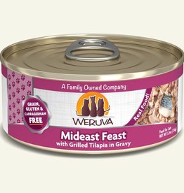 WERUVA Cat Mideast Feast Stew - Grain-Free 5.5oz