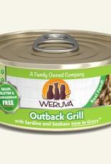 WERUVA Cat Outback Grill Stew - Grain-Free 5.5oz