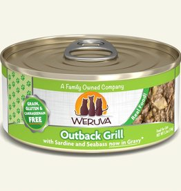 WERUVA Cat Outback Grill Stew - Grain-Free 5.5oz