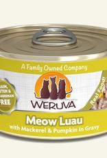 WERUVA Cat Meow Luau Stew - Grain-Free 5.5oz